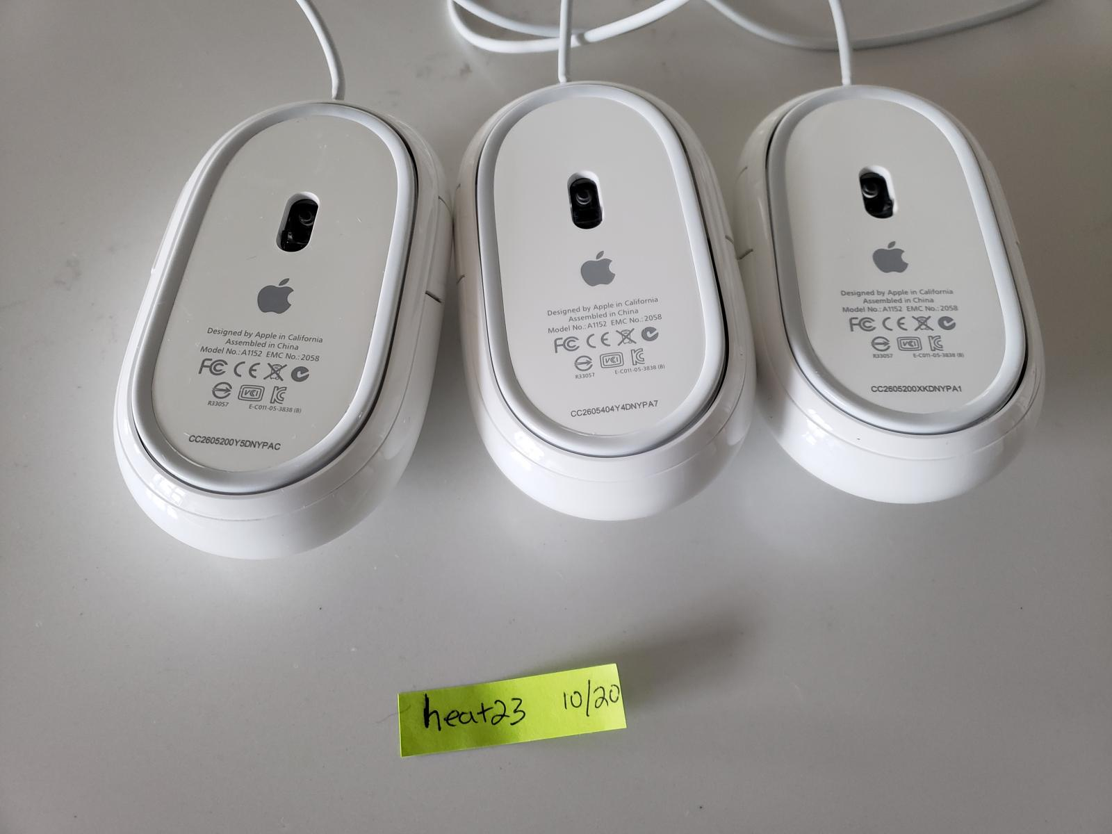Photo of Apple Mighty Mouse (Qty 4)