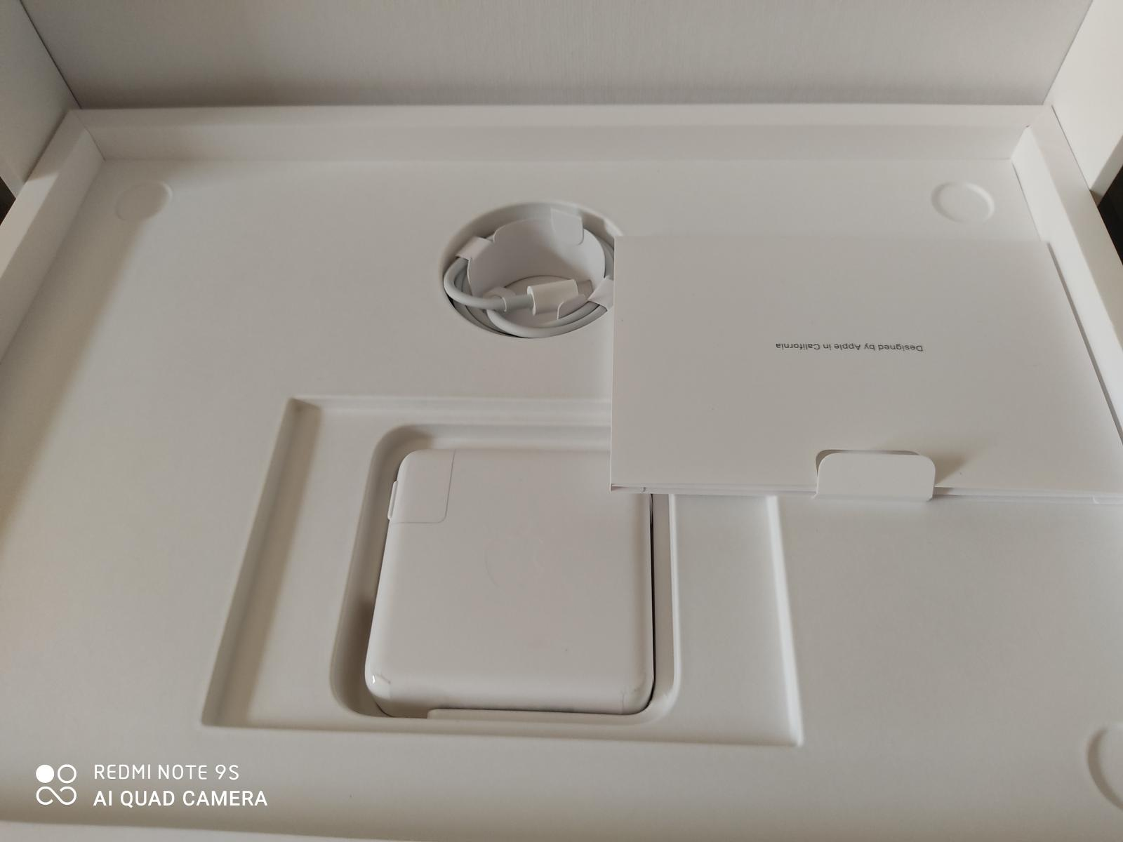 Photo of Macbook Pro 2019 i7 16in