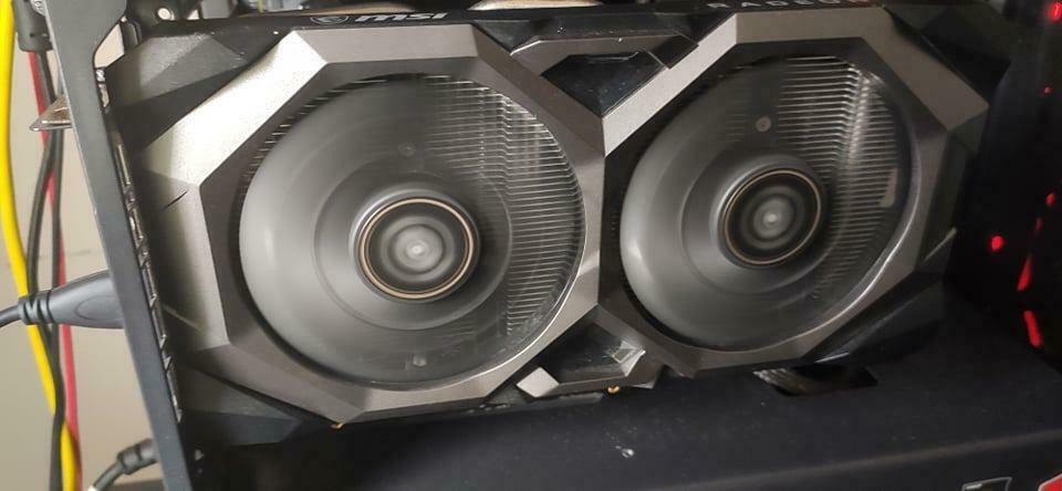 Photo of MSI MECH OC RX 5700 Non-XT