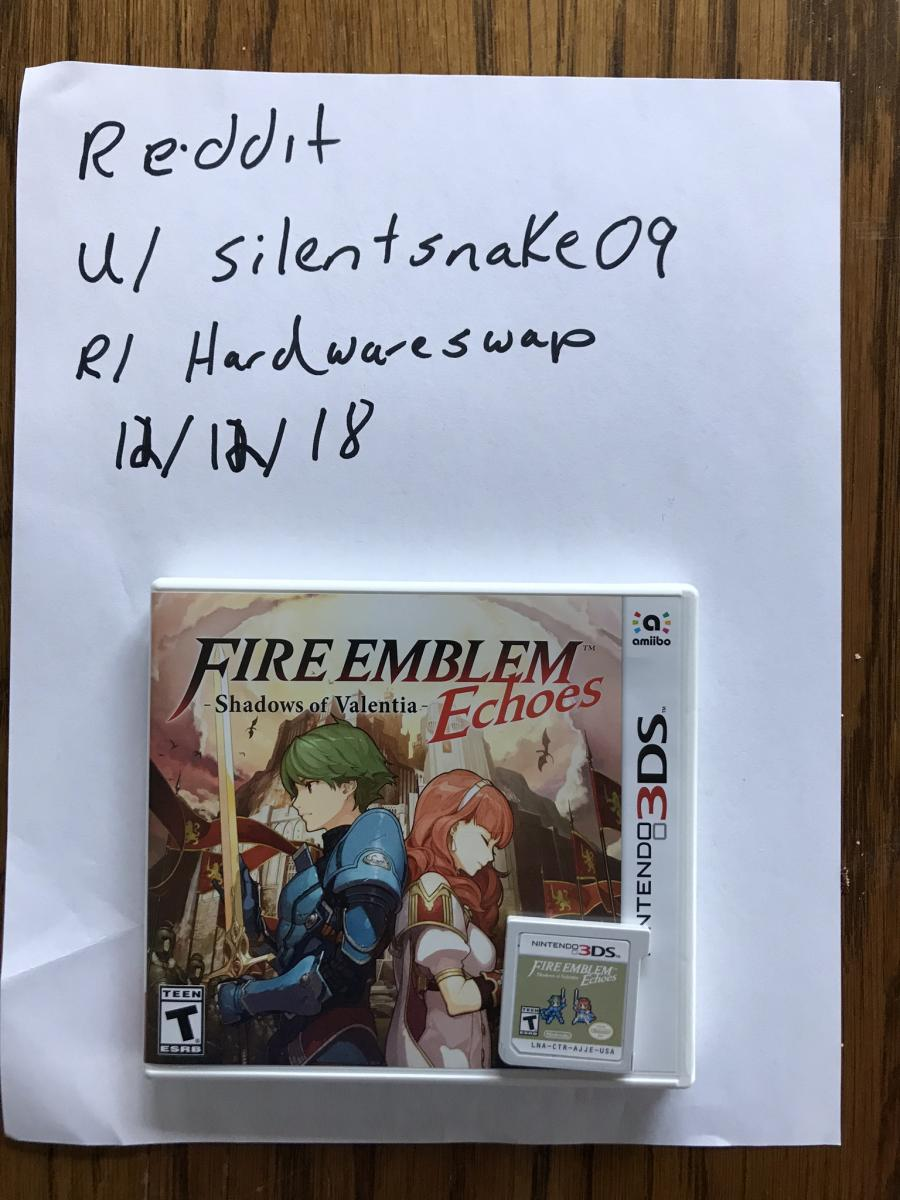 Photo of Nintendo 3ds Fire Emblem Echoes Shadow of Valencia
