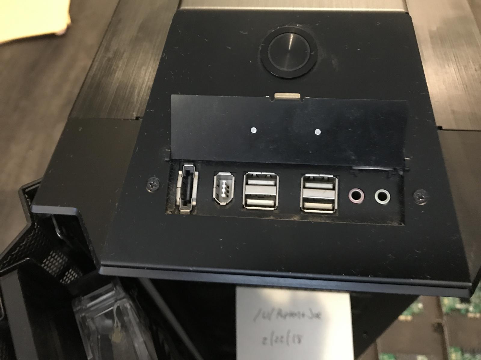 Photo of Lian Li Armorsuit PC-P80 Black