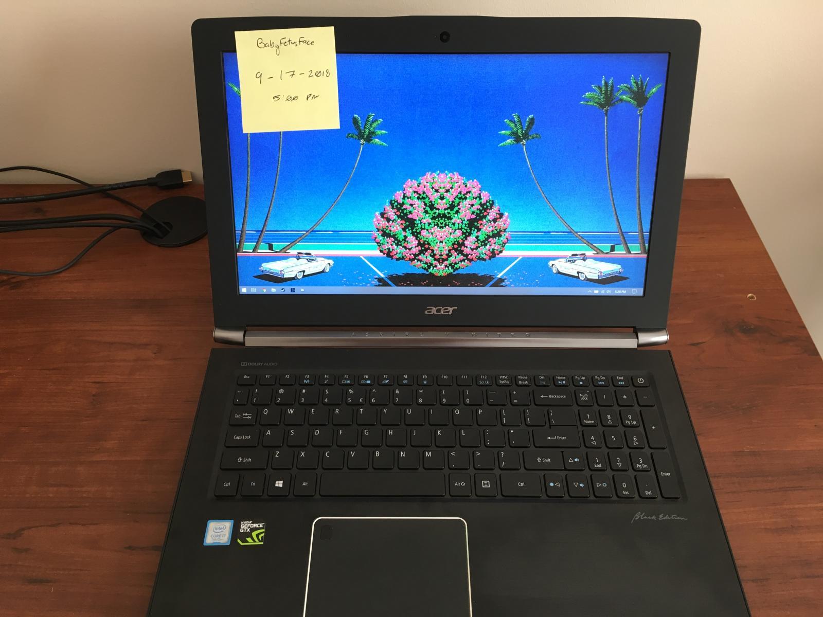 Photo of Acer Aspire V Nitro