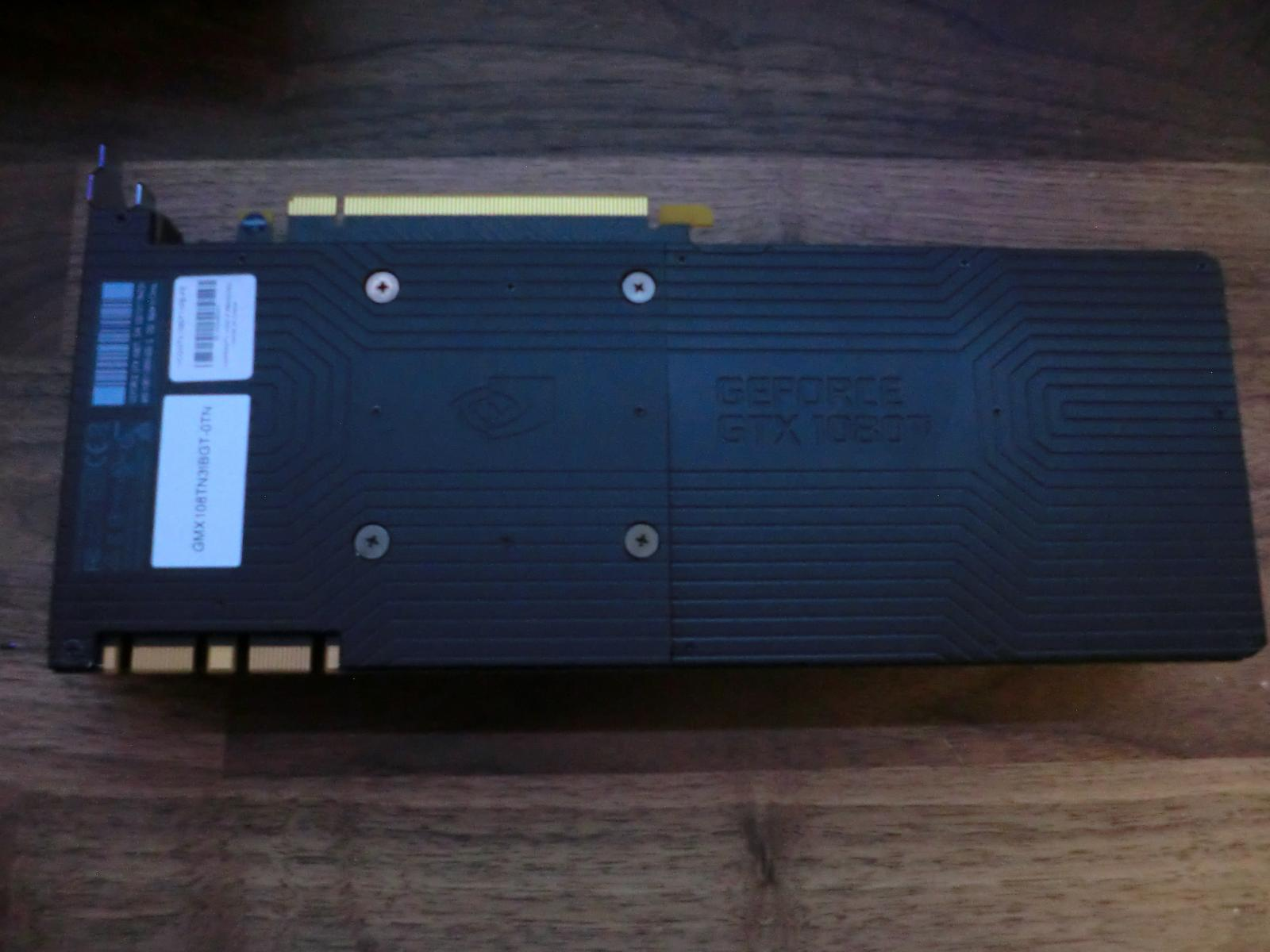Photo of PNY GTX 1080Ti