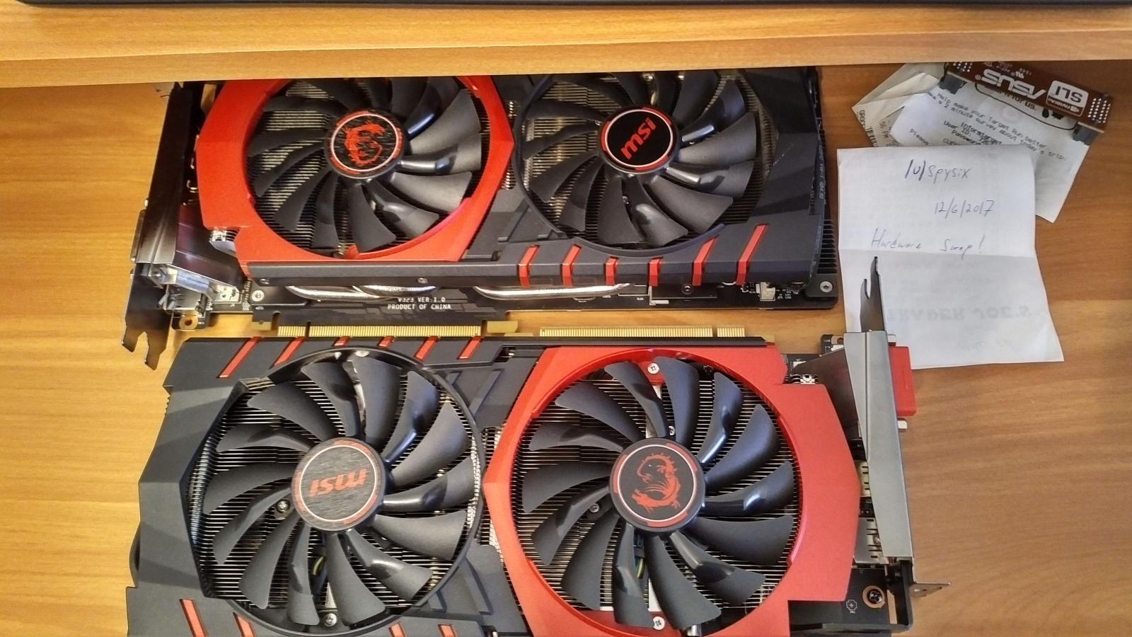 Photo of Nvidia MSI Geforce GTX 980 ti + Free Destiny 2 code