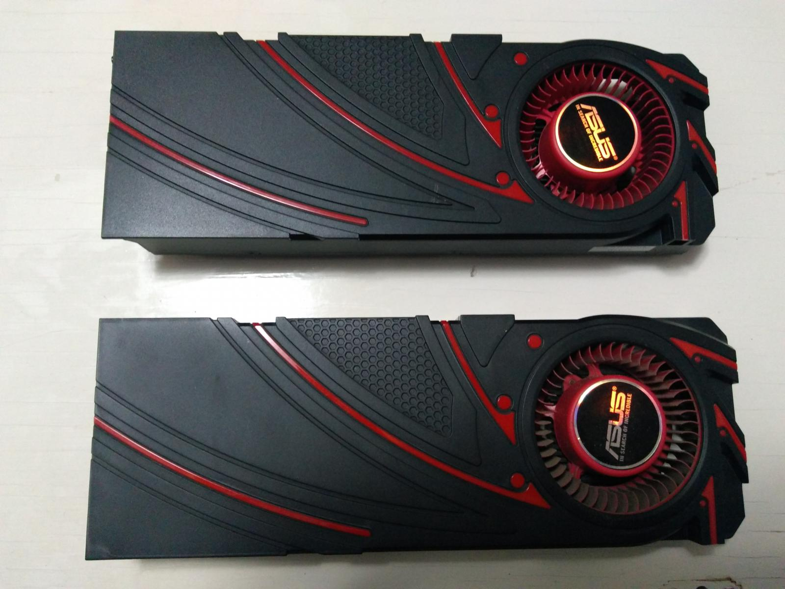 Photo of R9 290X with EK waterblock 3 available