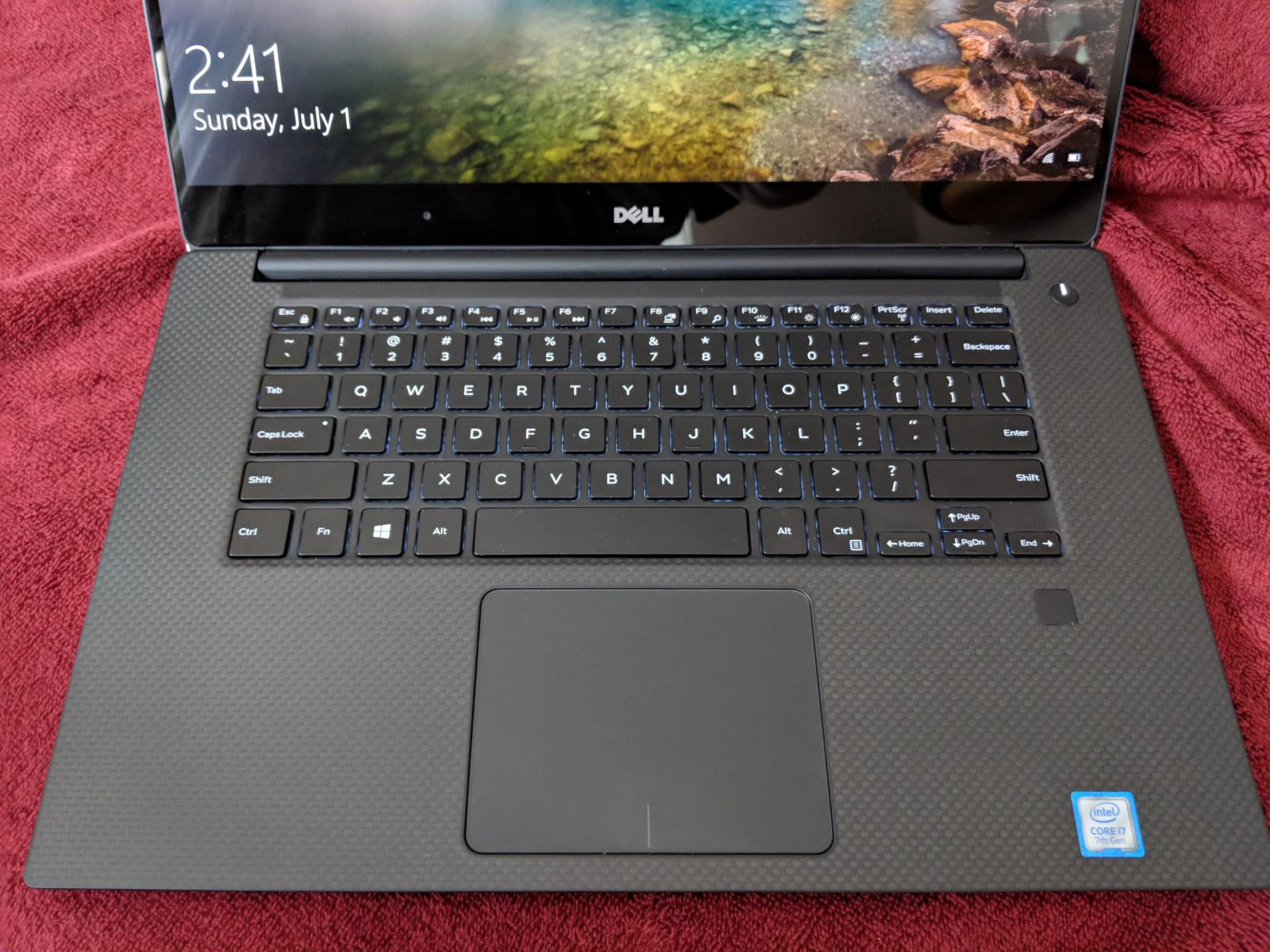 Photo of Dell XPS 15 (9560) 4K UHD Touchscreen