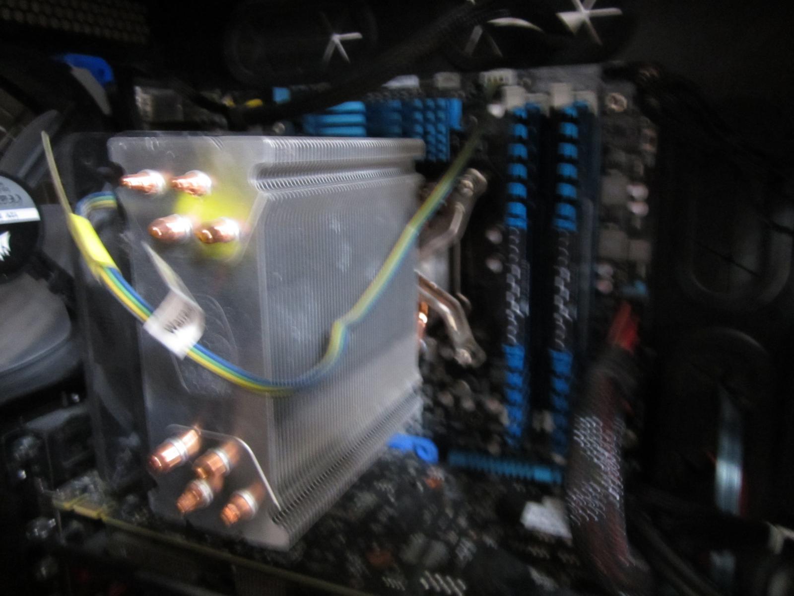 Photo of i5-2500k Bare Bones System (CPU+Cooler/MB/Memory)