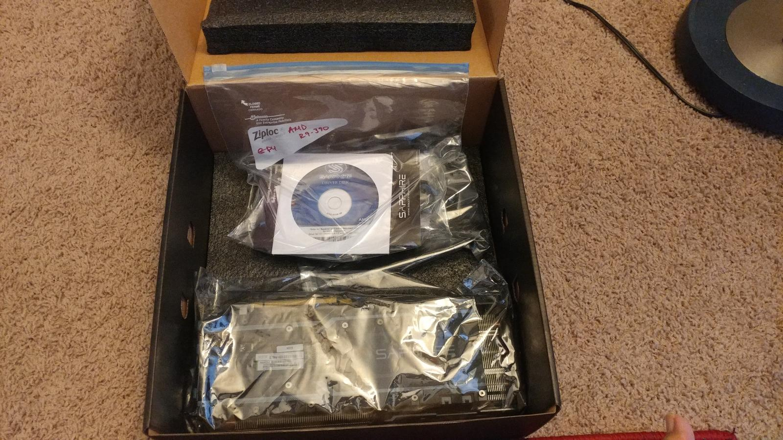 Sapphire R9 390 8gb Gpu For Sale Heatware Com