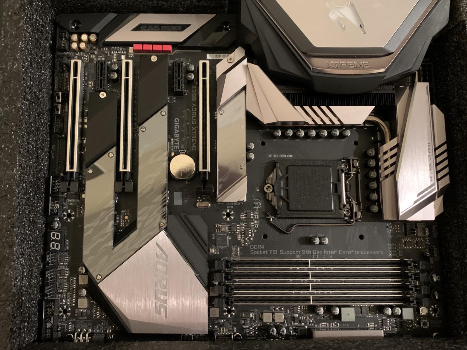 Photo of Gigabyte AORUS Z390 Xtreme