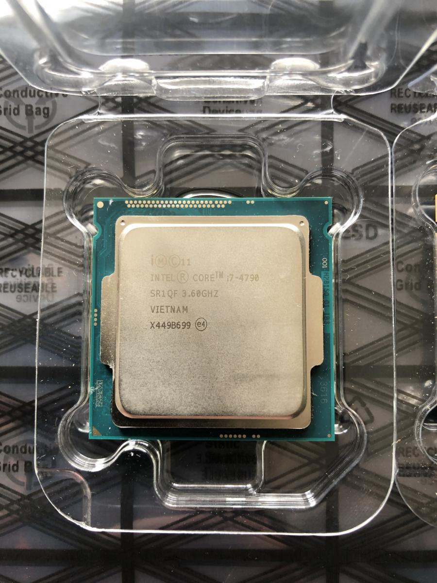 Photo of i7 4790 Intel 1150