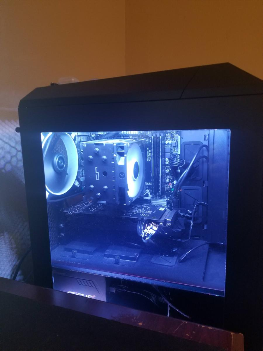 Photo of Ryzen 1600 Gaming PC