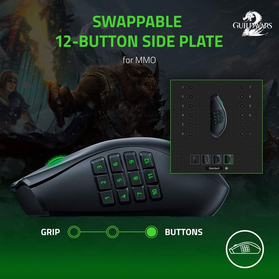 Photo of Razer Naga Pro and Mouse Dock Chroma combo