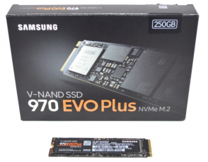 Photo of Samsung 970 EVO Plus 250GB