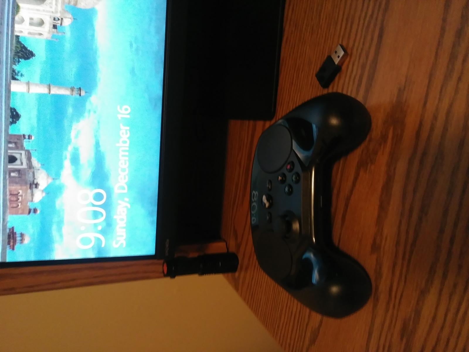 Photo of [H] Steam Link Controller [W] PS4 Controller