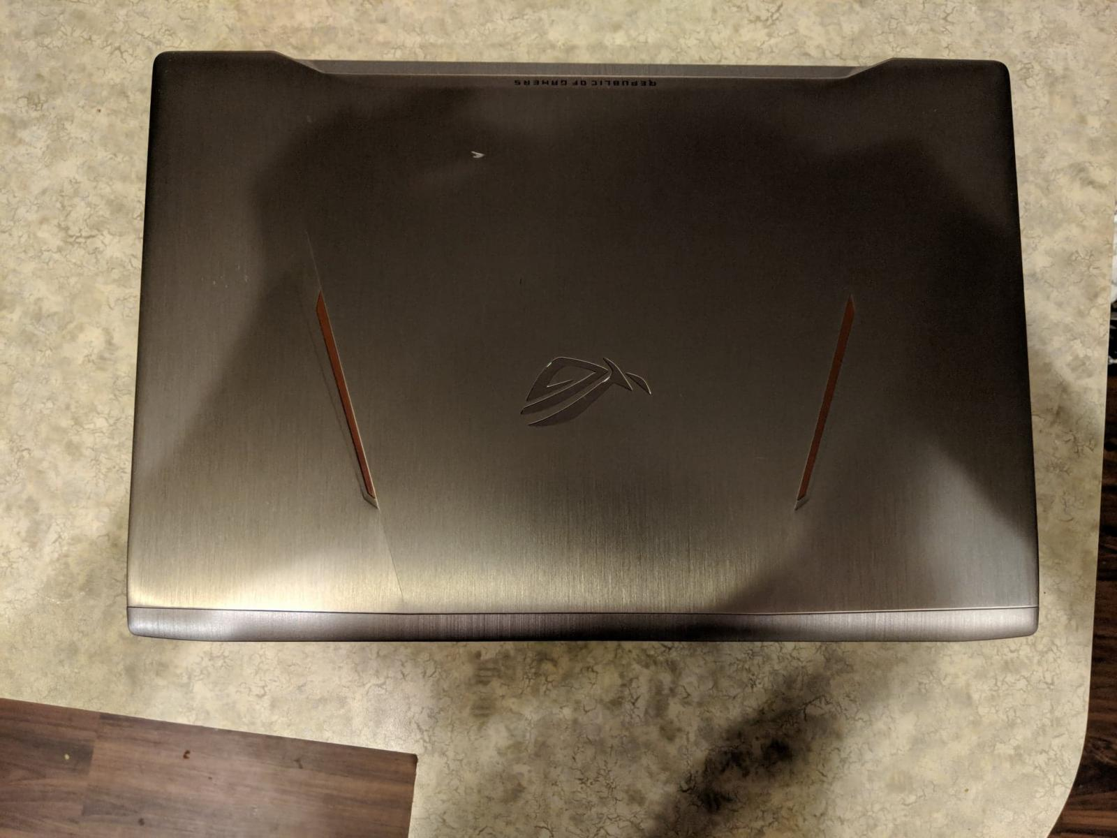 Photo of Asus ROG GL702VS
