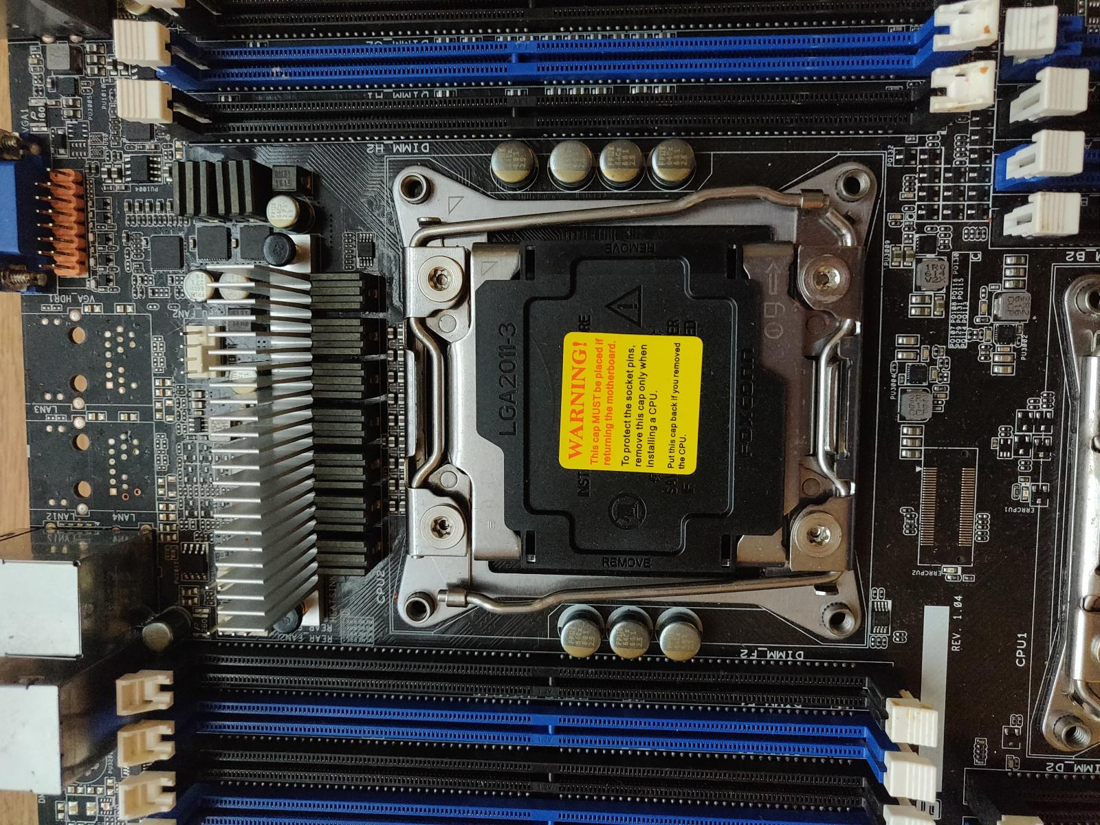 Photo of Asus Z10PE-D16 Server Motherboard - Intel C612 Chipset - Socket R3 (Please Read)