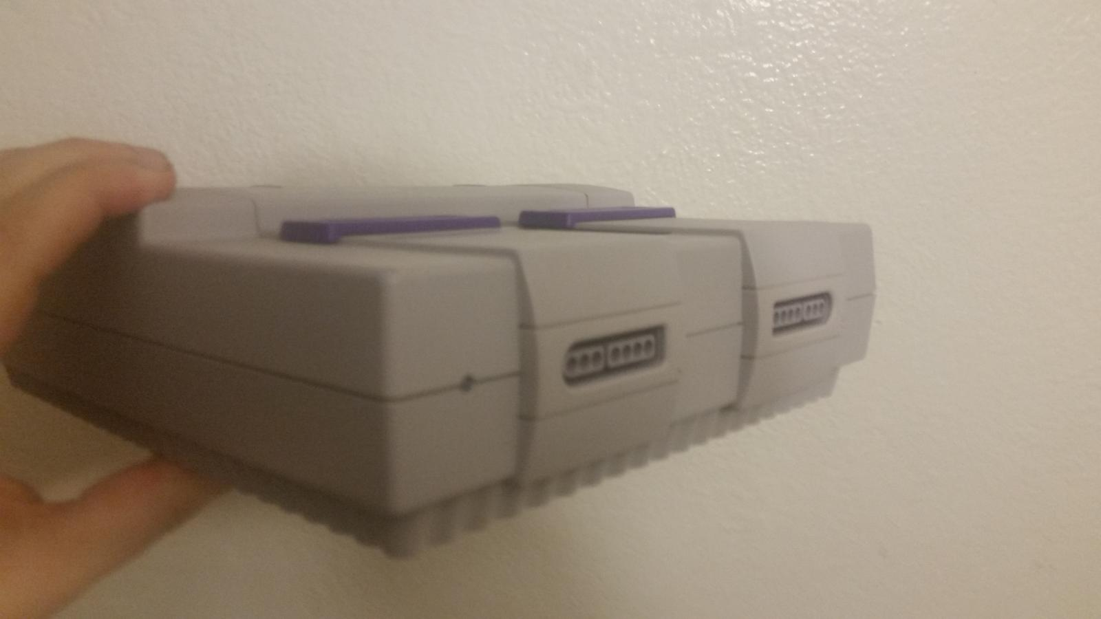Photo of SNES 1CHIP + HD Retrovision Component Cable