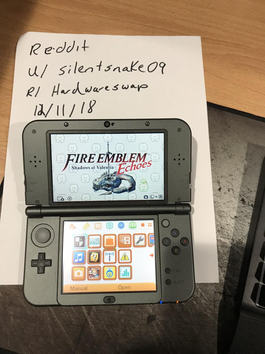 Photo of *New* Nintendo 3ds XL Grey