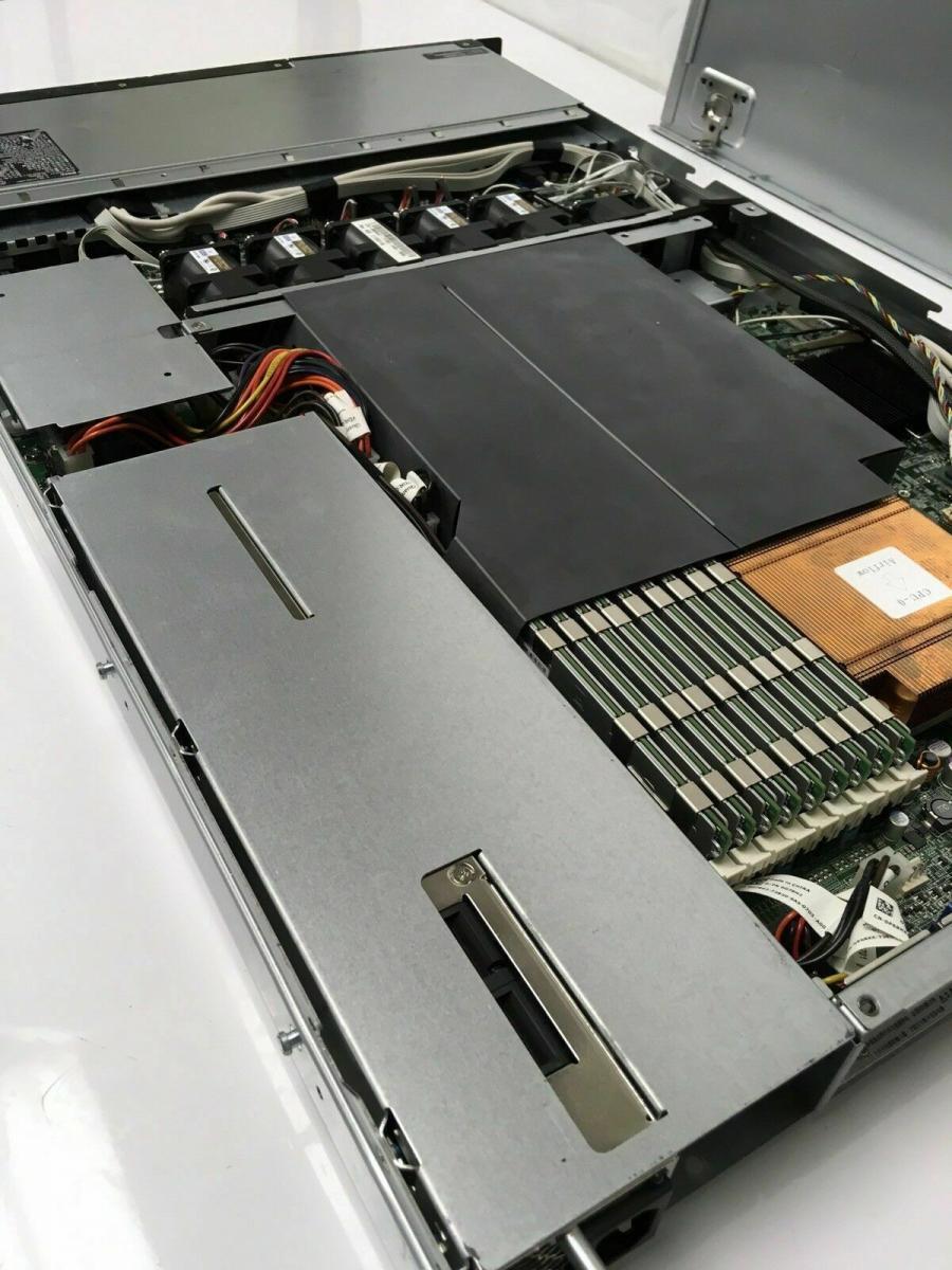 Photo of Dell Power Edge C1100 Server