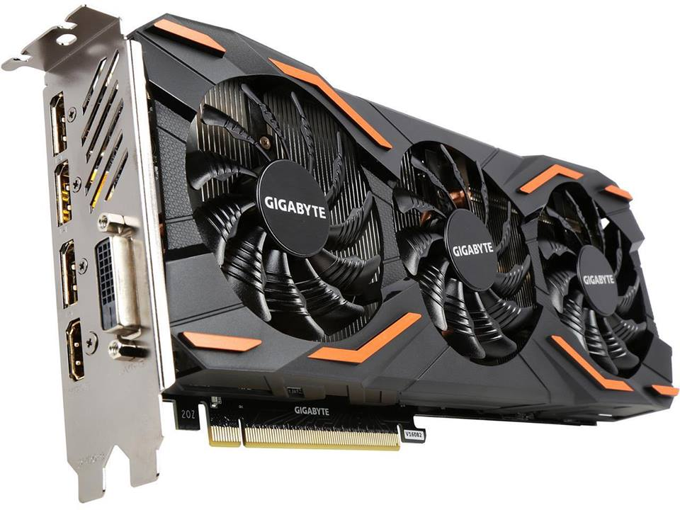 Photo of Gigabyte GTX 1080