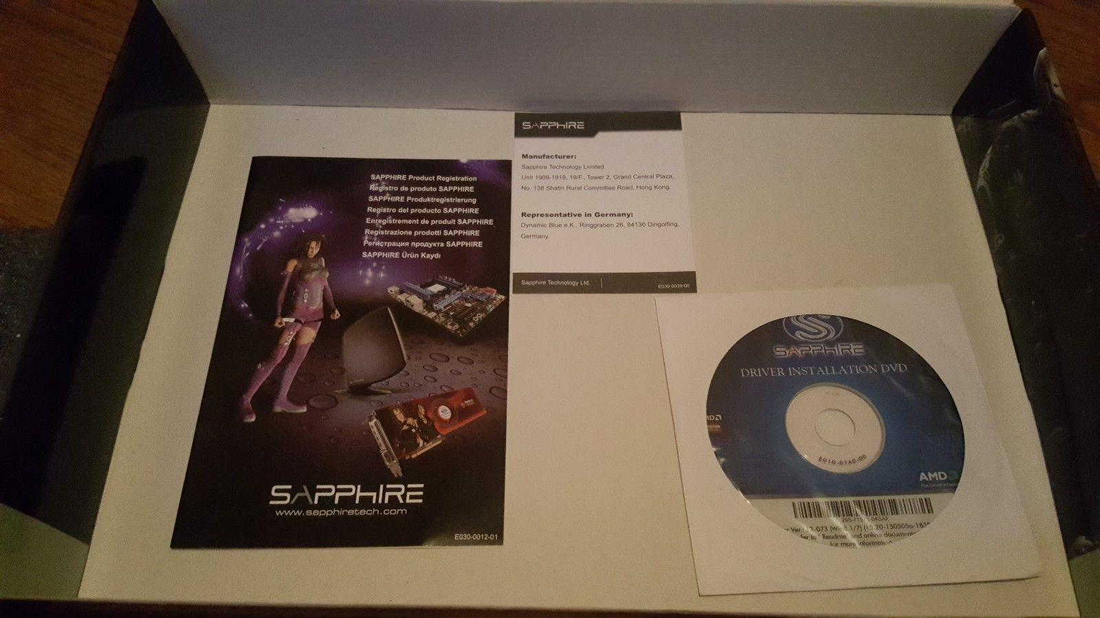 Sapphire R9 390 8gb Nitro For Sale | HeatWare com